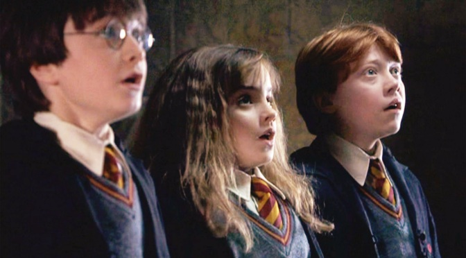 Hogwarts School of Prayer and Miracles