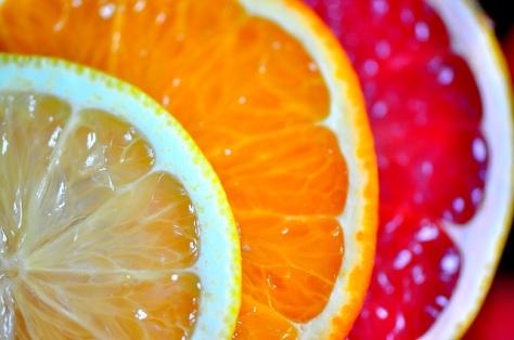 orangegrapefruitlemon