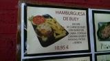 My Hamburguesa de España