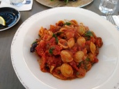 sausage and pasta
