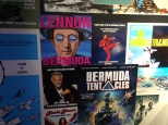 Bermuda triangle pop culture