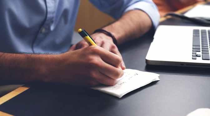 The best writing is rewritten